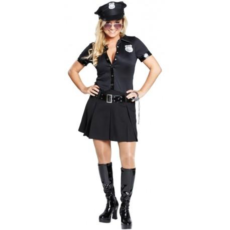 Déguisement policière femme sexy