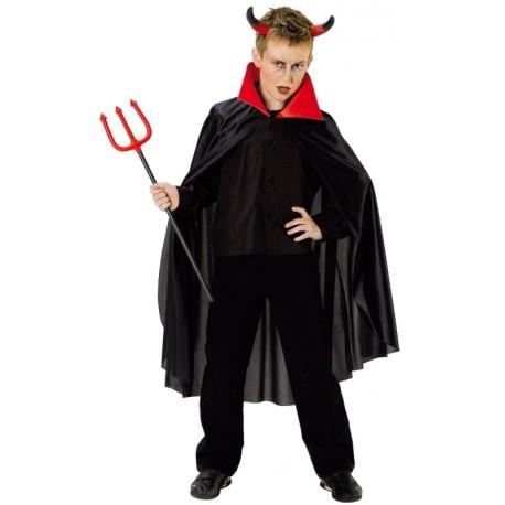 Déguisement cape diable enfant