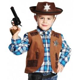 d guisement t shirt cowgirl fille achat d guisements cowboy enfant. Black Bedroom Furniture Sets. Home Design Ideas