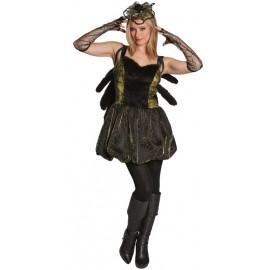 Déguisement araignée femme