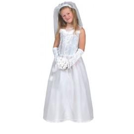 Déguisement Mariée Enfant