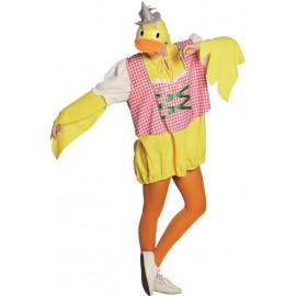 Déguisement canard femme