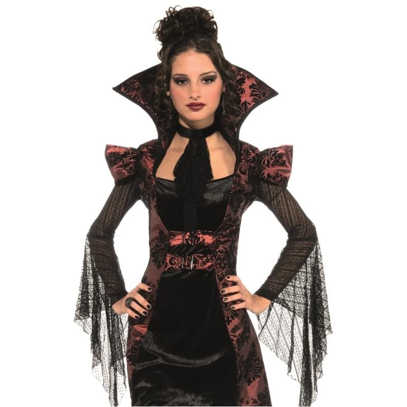Costume de vampire femme