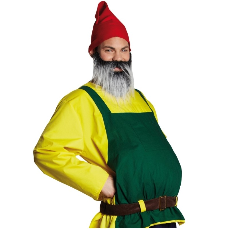 D guisement nain de jardin homme for Costume nain de jardin