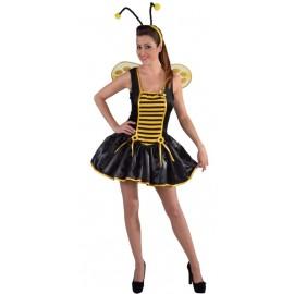 Déguisement abeille femme sexy luxe