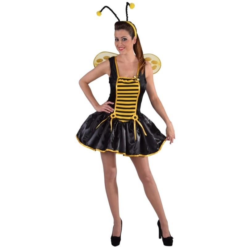 d guisement abeille femme sexy luxe. Black Bedroom Furniture Sets. Home Design Ideas