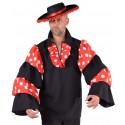 Déguisement chemise espagnole homme luxe