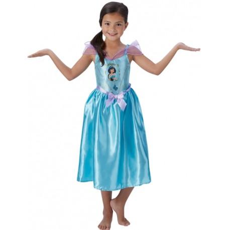 Déguisement Jasmine Aladdin fille Disney princesse