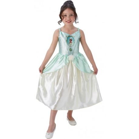 Déguisement Tiana fille Disney princesse