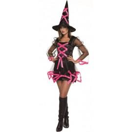 Déguisement sorcière femme sexy