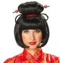 Perruque Geisha Girl femme
