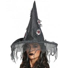 Chapeau sorcière femme Halloween