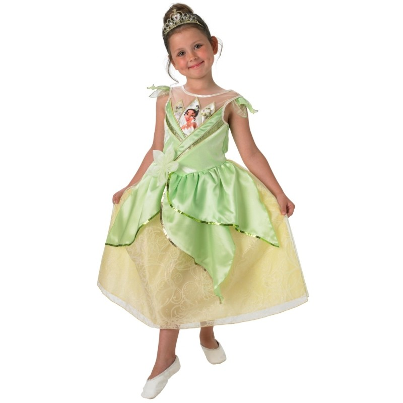 D guisement princesse tiana disney fille d guisements disney - Deguisement fille disney ...