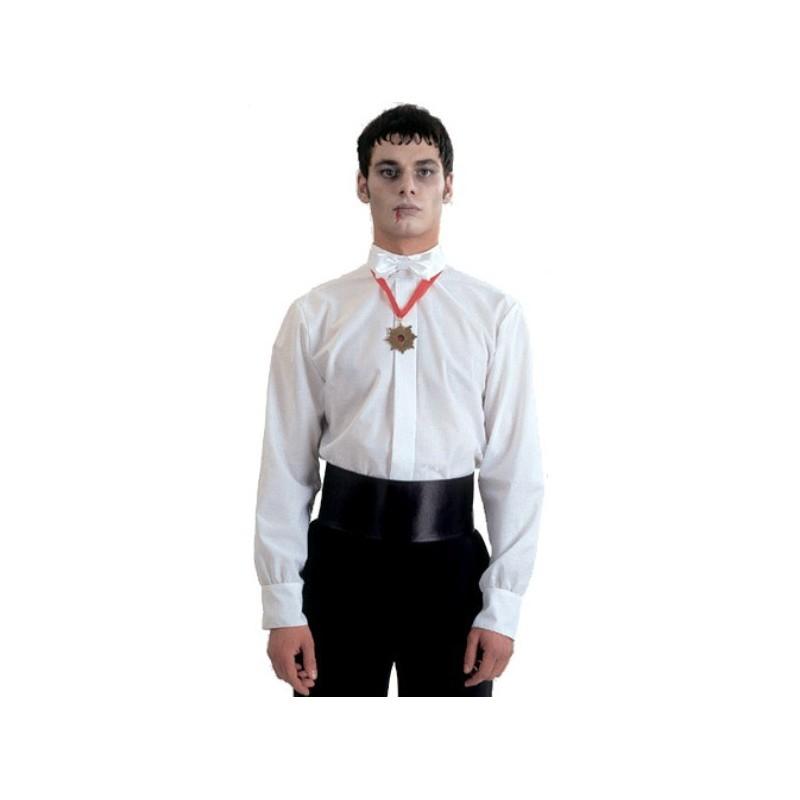 D guisement chemise vampire deguisements vampire adulte - Idee deguisement halloween homme ...