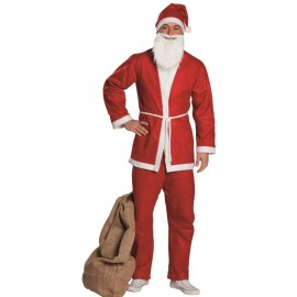 Déguisement Père Noël homme