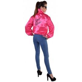 Déguisement Pink Ladies femme luxe