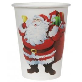 Gobelet carton Joyeux Noël les 10