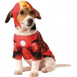 Déguisement pour chien Iron man™