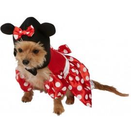 Déguisement pour chien Minnie Mouse™ Disney