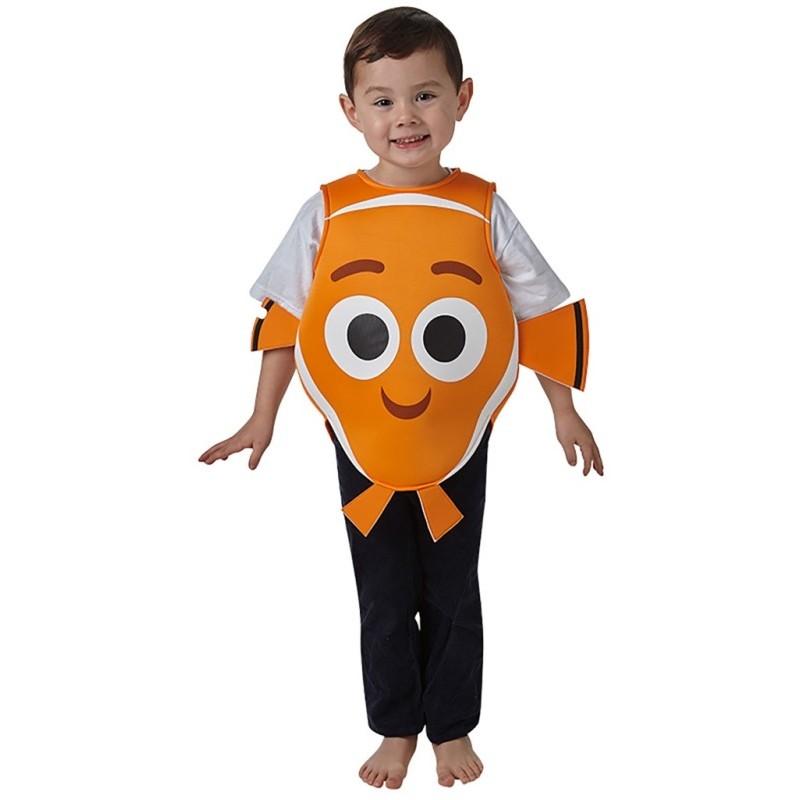 D guisement nemo le monde de dory enfant disney d guisements disney - Deguisement disney enfant ...