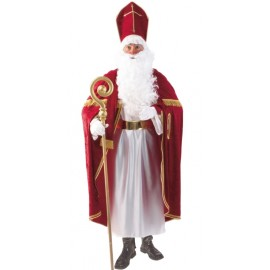 Déguisement Saint Nicolas homme luxe