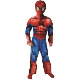 Déguisement Spider-Man Ultimate™ garçon musclé Premium