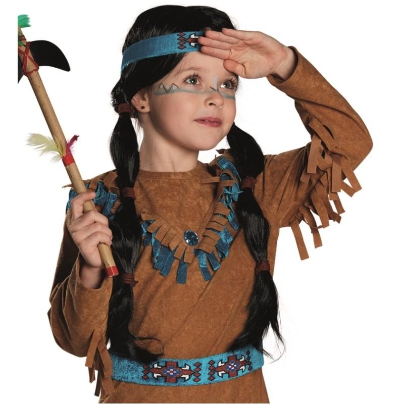 Deguisement Indienne Fille Achat Deguisements Indienne Enfant