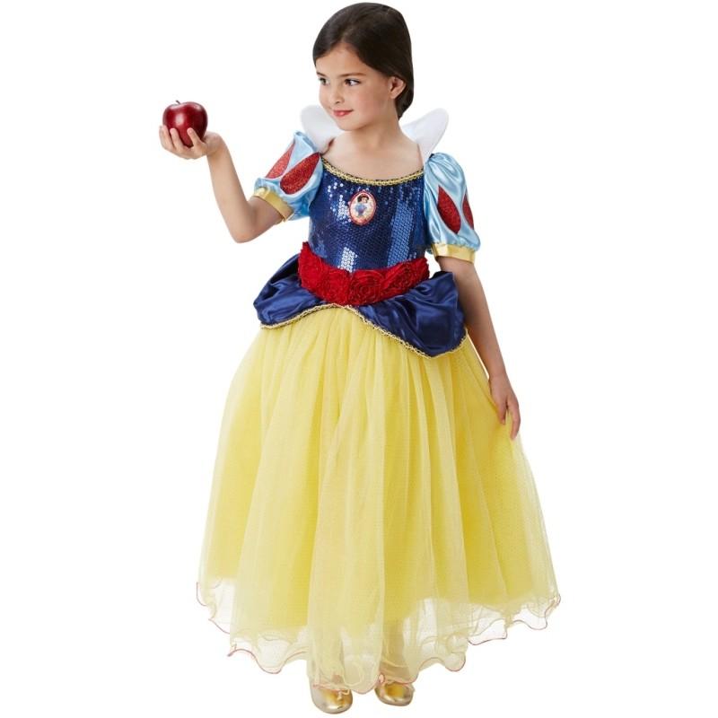 D guisement blanche neige disney fille premium d guisements disney - La princesse blanche neige ...