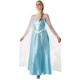 Déguisement Elsa Reine des Neiges adulte Disney Frozen