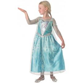 Déguisement Elsa Frozen™ La Reine des Neiges™ fille Premium