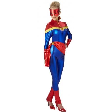 Déguisement Captain Marvel™ femme