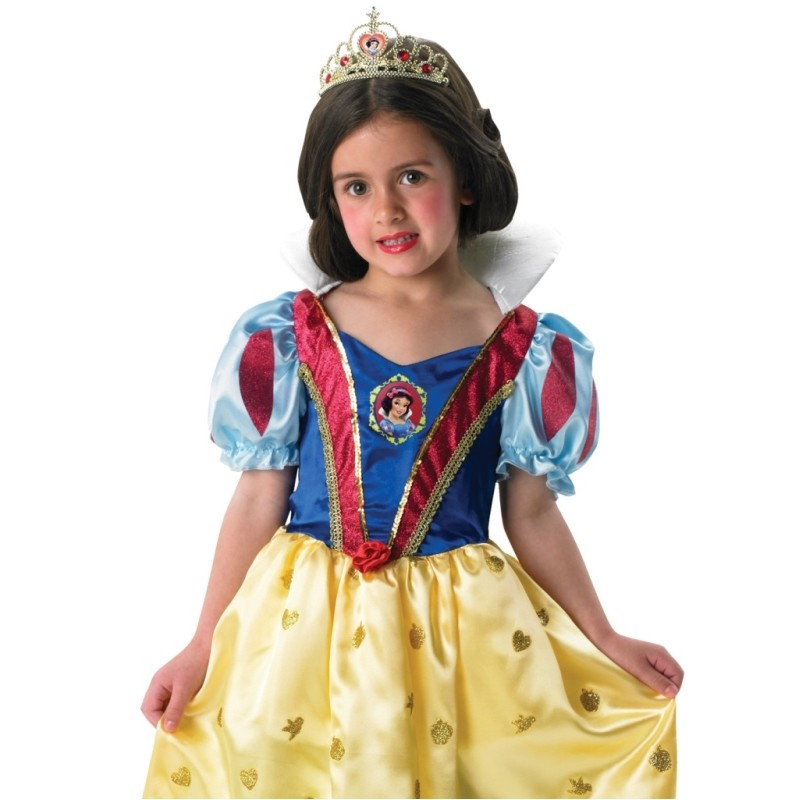D guisement blanche neige fille disney d guisements disney enfant - La princesse blanche neige ...
