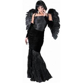 Déguisement Ange Noir Enchantress Femme