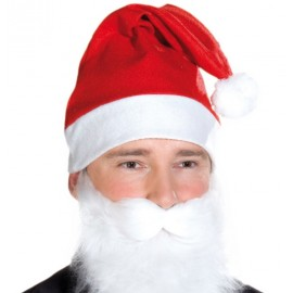Bonnet Père Noël adulte