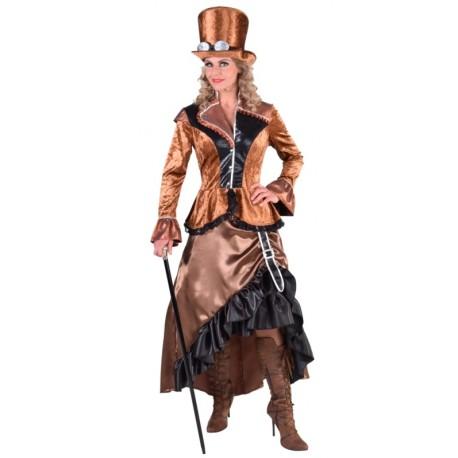 Déguisement Steampunk femme  Déguisements Steampunk Victorien