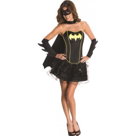 Déguisement Batgirl femme sexy