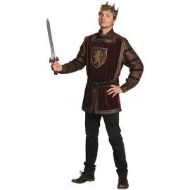 Déguisement roi Arthur homme