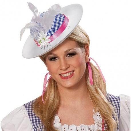 Chapeau Bavarois Tyrolien femme
