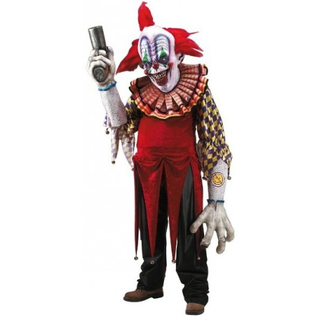 Déguisement Clown Giggles Creature Reacher adulte Halloween
