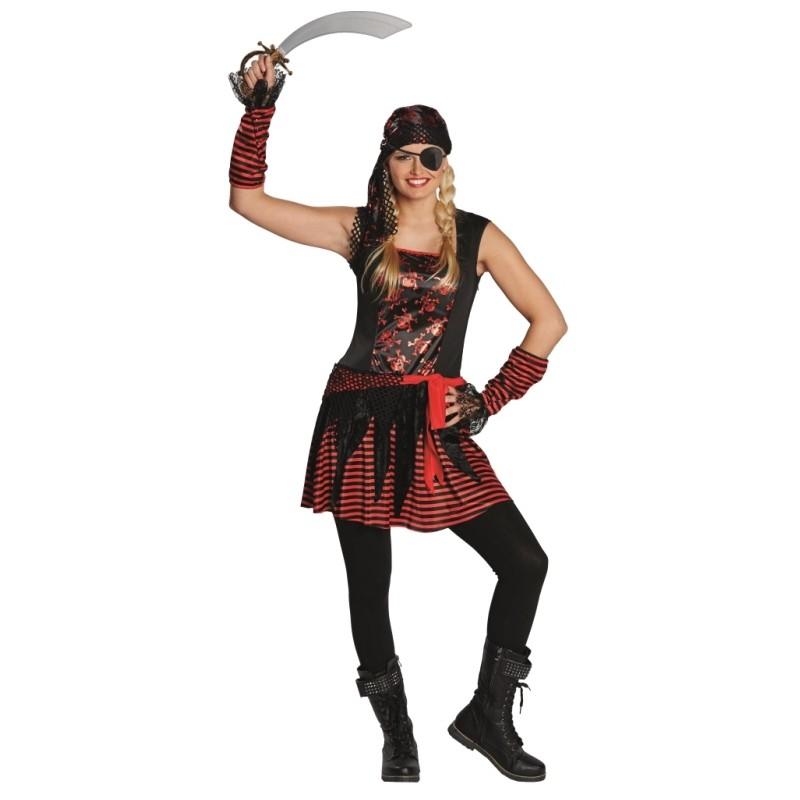 d guisement pirate femme achat d guisements pirate adulte. Black Bedroom Furniture Sets. Home Design Ideas