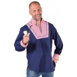Déguisement blouse Hollandais homme luxe