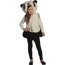 Déguisement panda fille