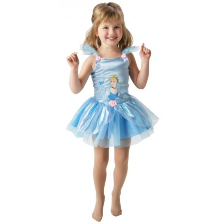 Déguisement ballerine Cendrillon Disney fille