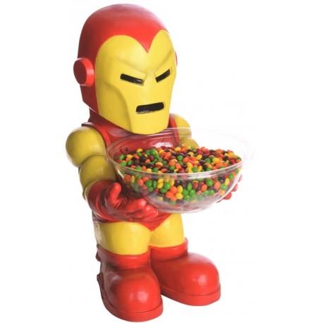 Pot à bonbons Iron Man™ Porte bonbons Iron Man