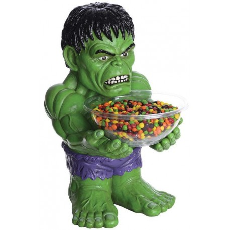 Pot à bonbons Hulk™ Candy Bowl Holder
