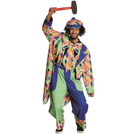 Déguisement pantalon clown homme