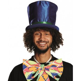 Chapeau haut de forme clown adulte