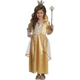 Déguisement princesse or fille