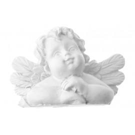 Marque-place ange blanc les 4