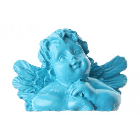 Marque-place ange turquoise les 4